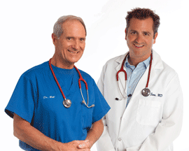 Dr. William & Dr. Jim Sears
