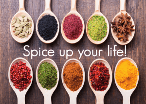 Spice-up-life