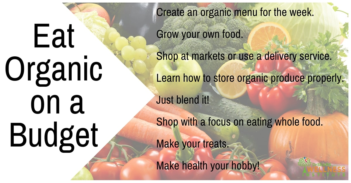 eat organic on a budget