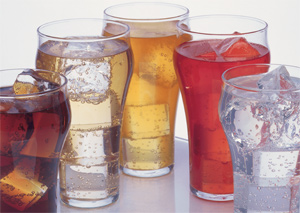 soft drinks contain refined sugar
