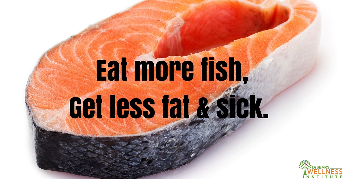 omega-3 help with weight loss