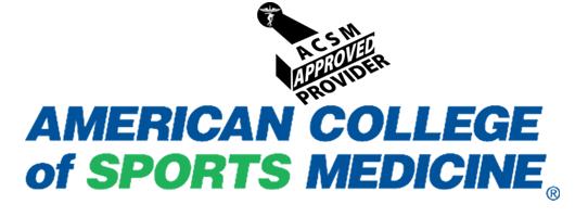ACSM American College of Sports Medicine