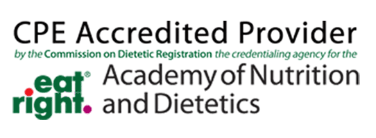 ADA Academy of Nutrition and Dietetics