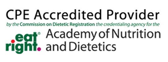 ADA Academy of Nutrition and Dietetics