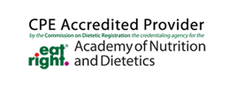 ADA Academy of Nutrition and Dietetics logo