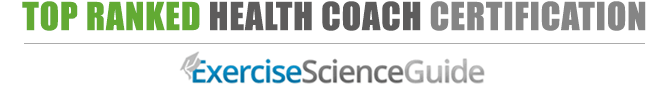 Exercise Science Guide Top Ranked Health Coach Certification