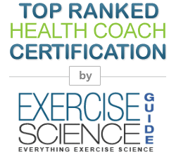 Exercise science guide top 5 ranked health coach certification