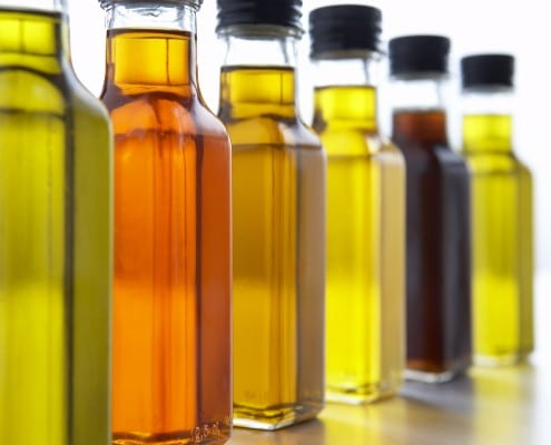 choosing healthy oils