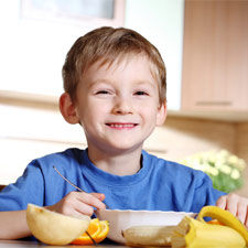 benefits of breakfast for kids