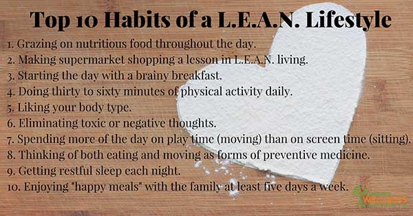 top-10-habits-of-lean-living