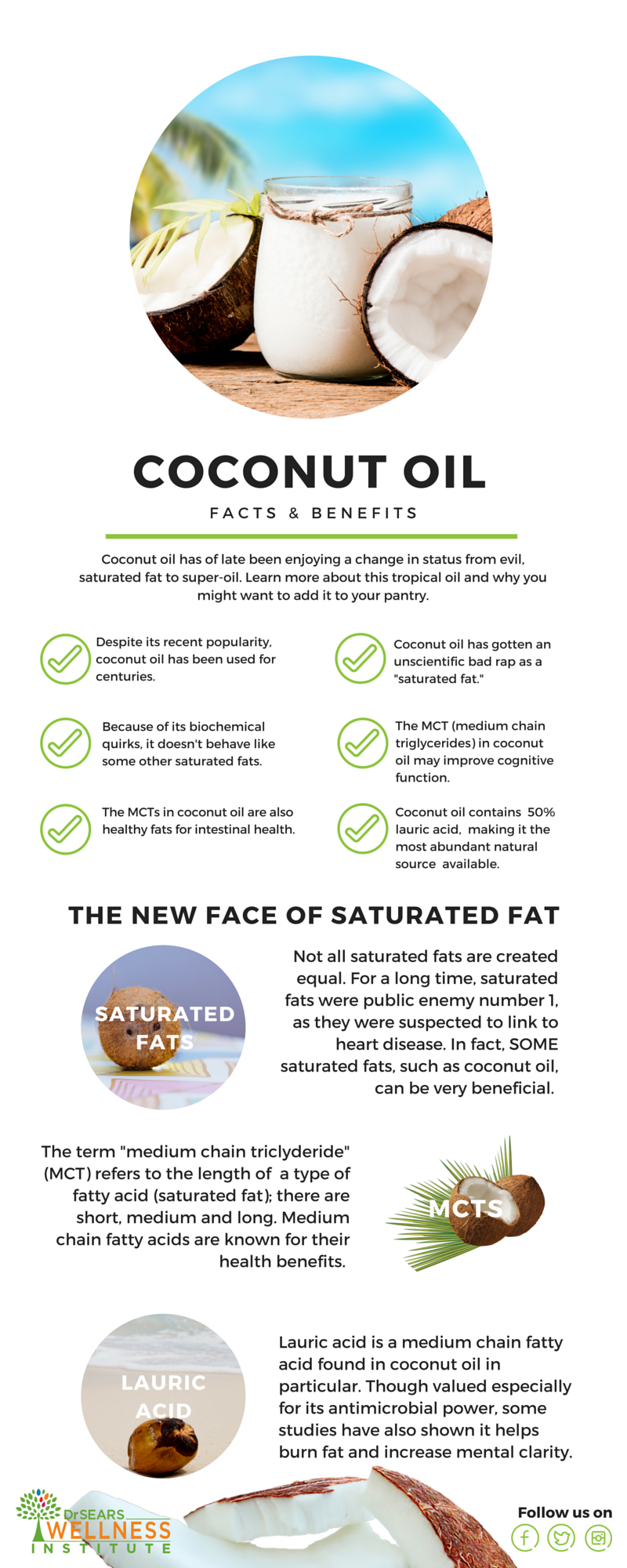 Coconut Oil: Facts and Benefits