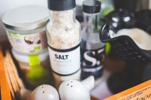 salt in the american diet