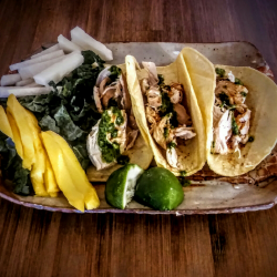 Organic Chicken Taco Recipe