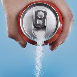 unhealthy habits such as excess sugar weakens immune systems